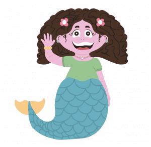 Megan the Mermaid