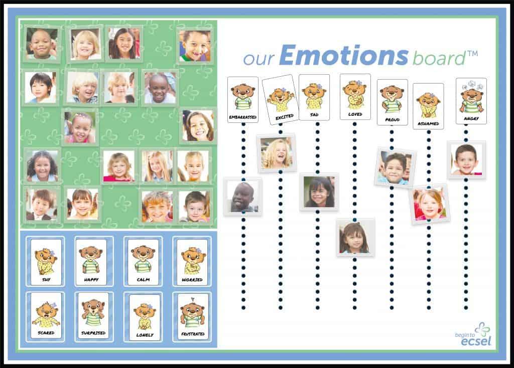 Housman Emotions Board