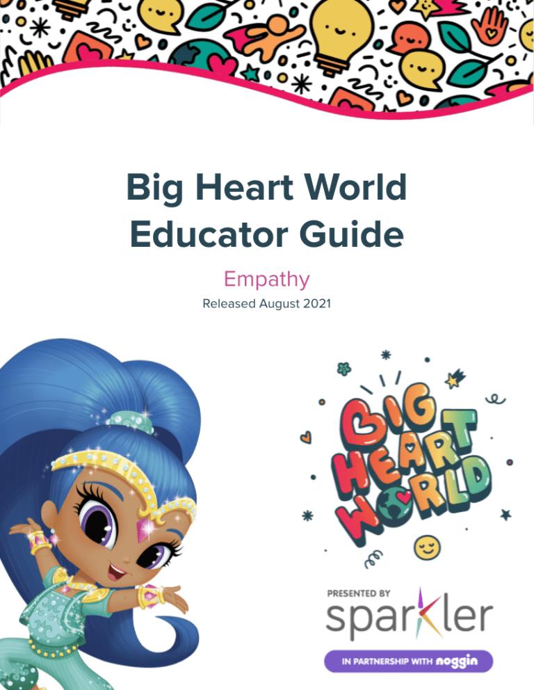 August Educator Guide: Empathy